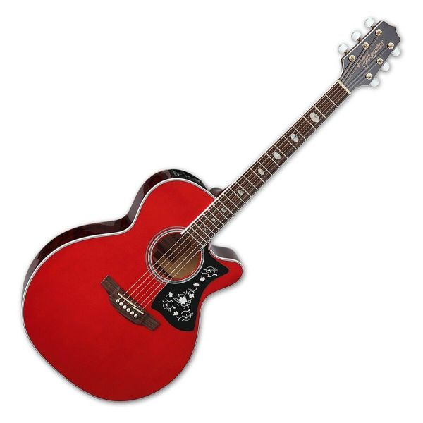 Takamine GN75CE-WR Electro Acoustic Guitar Wine Red - TK-GN75CE-WR